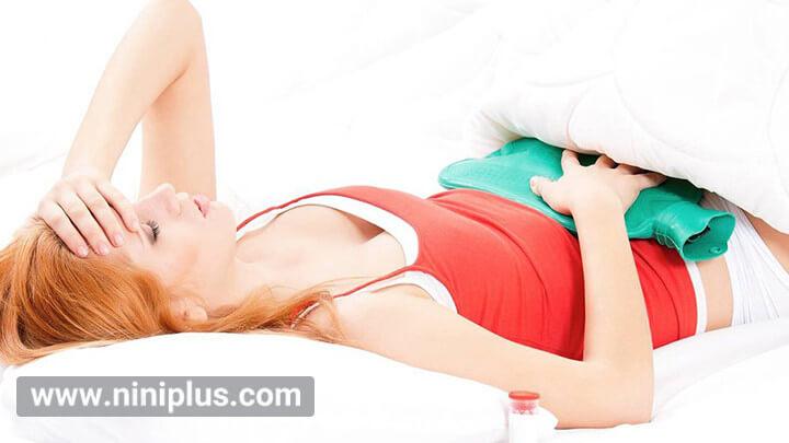 تاثیر عادت ماهانه نامنظم بر بارداری