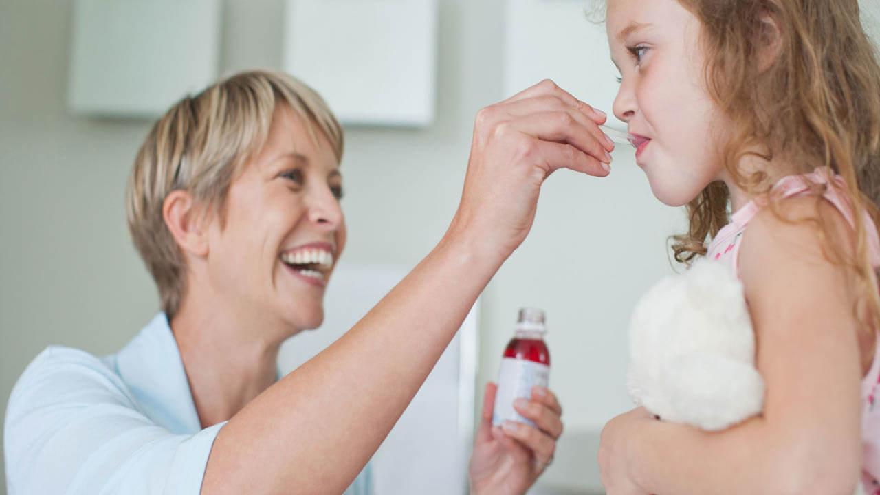 افزایش وزن کودک با مصرف نادرست آنتی بیوتیک!