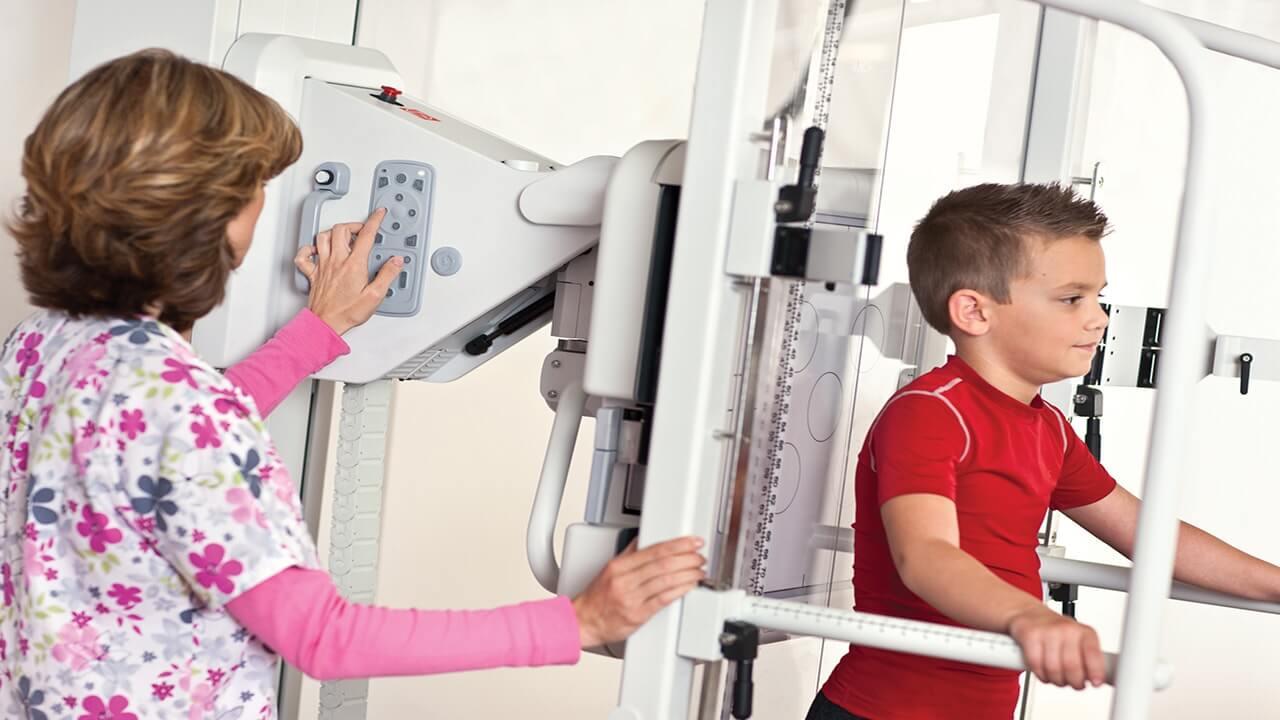 اشعه ایکس و تندرستی کودکان!