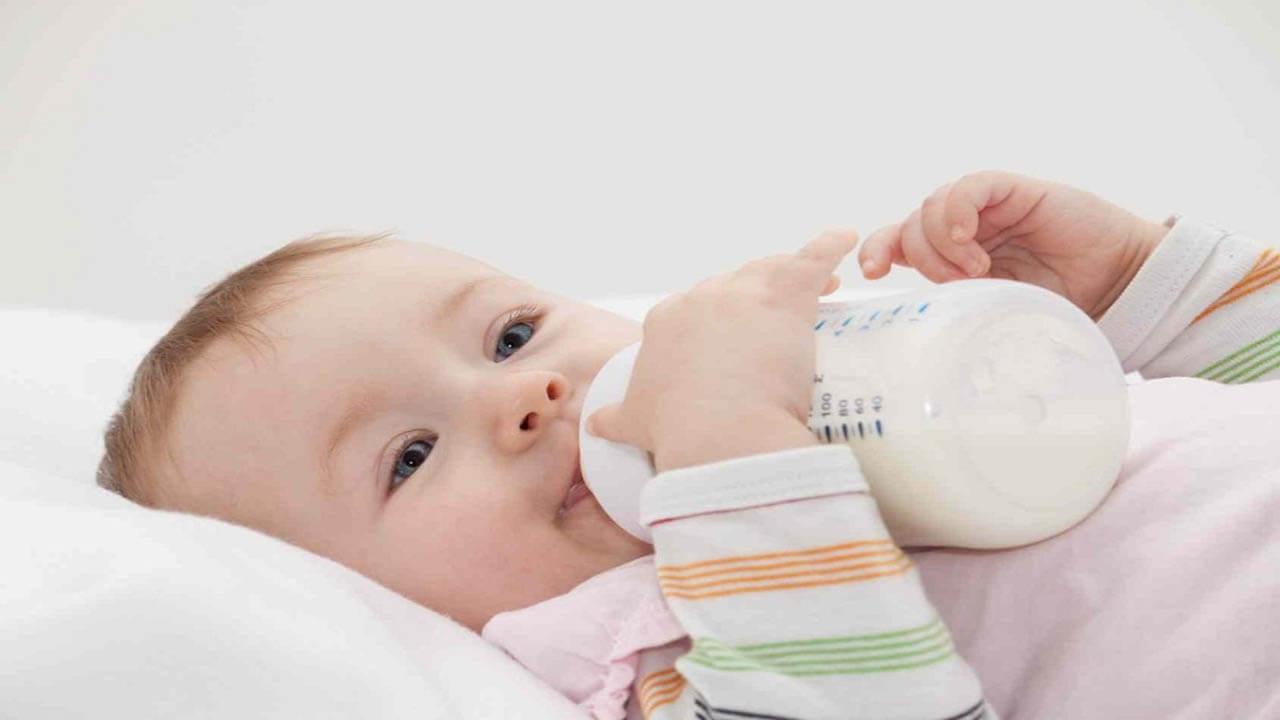 فرزندتان به شیر گاو حساسیت دارد؟