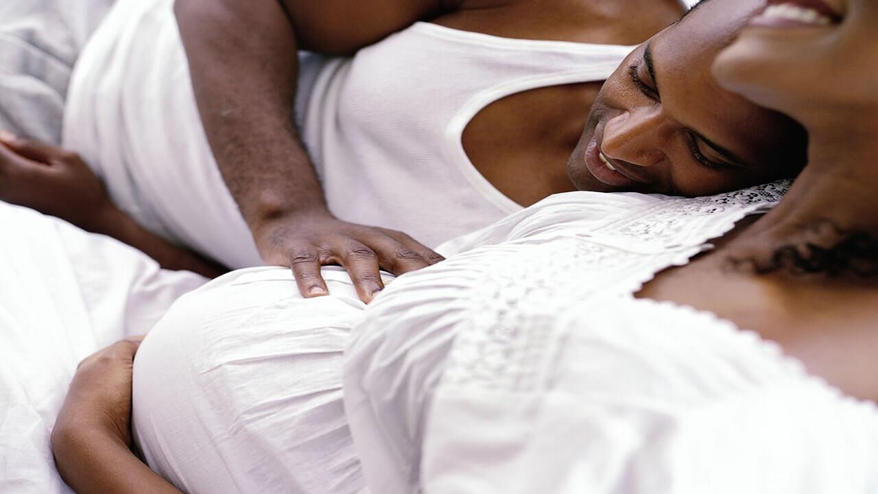 5 مزیت رابطه جنسی در دوران بارداری