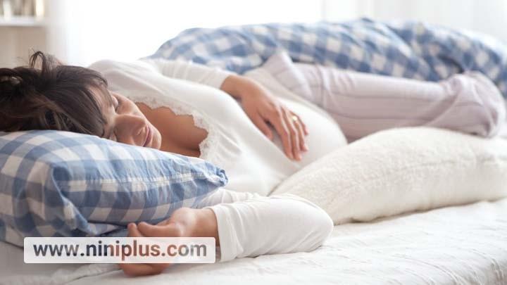 استراحت مطلق در بارداری