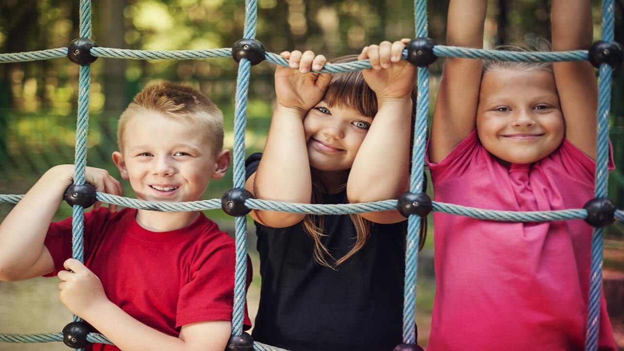 آموزش روابط اجتماعی به کودکان!