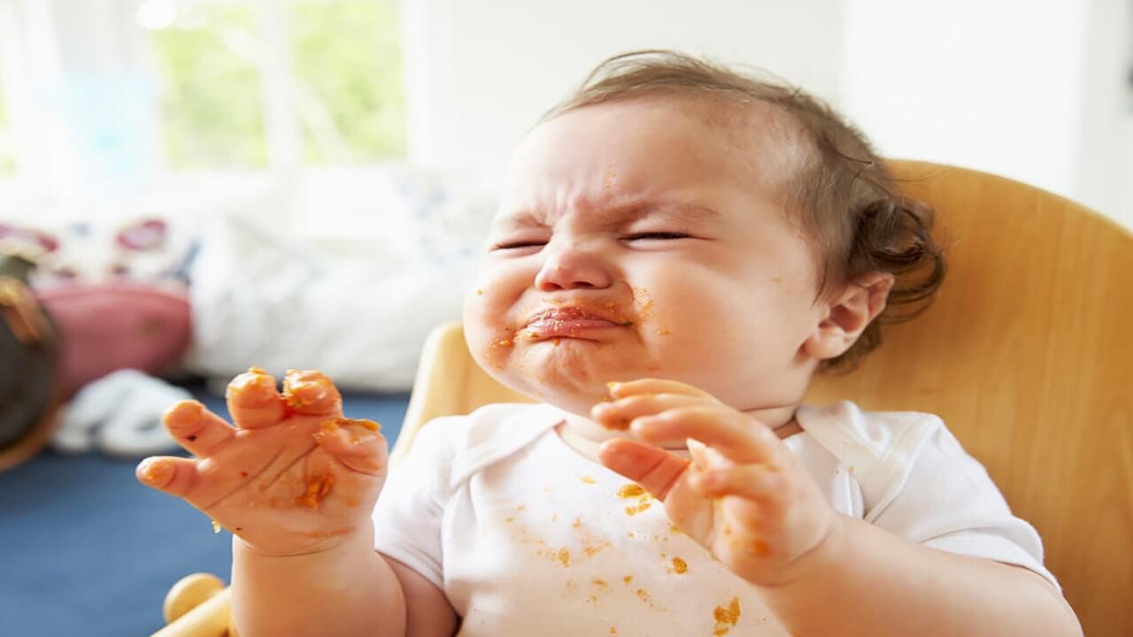 شخصیت کودک در بروز بد غذایی موثر است