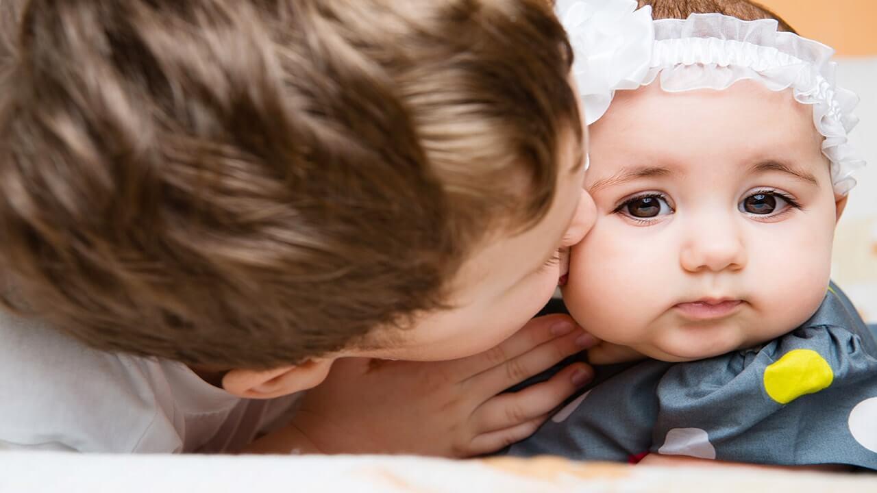 بهترین فاصله سنی میان دو فرزند چیست؟    +نی نی