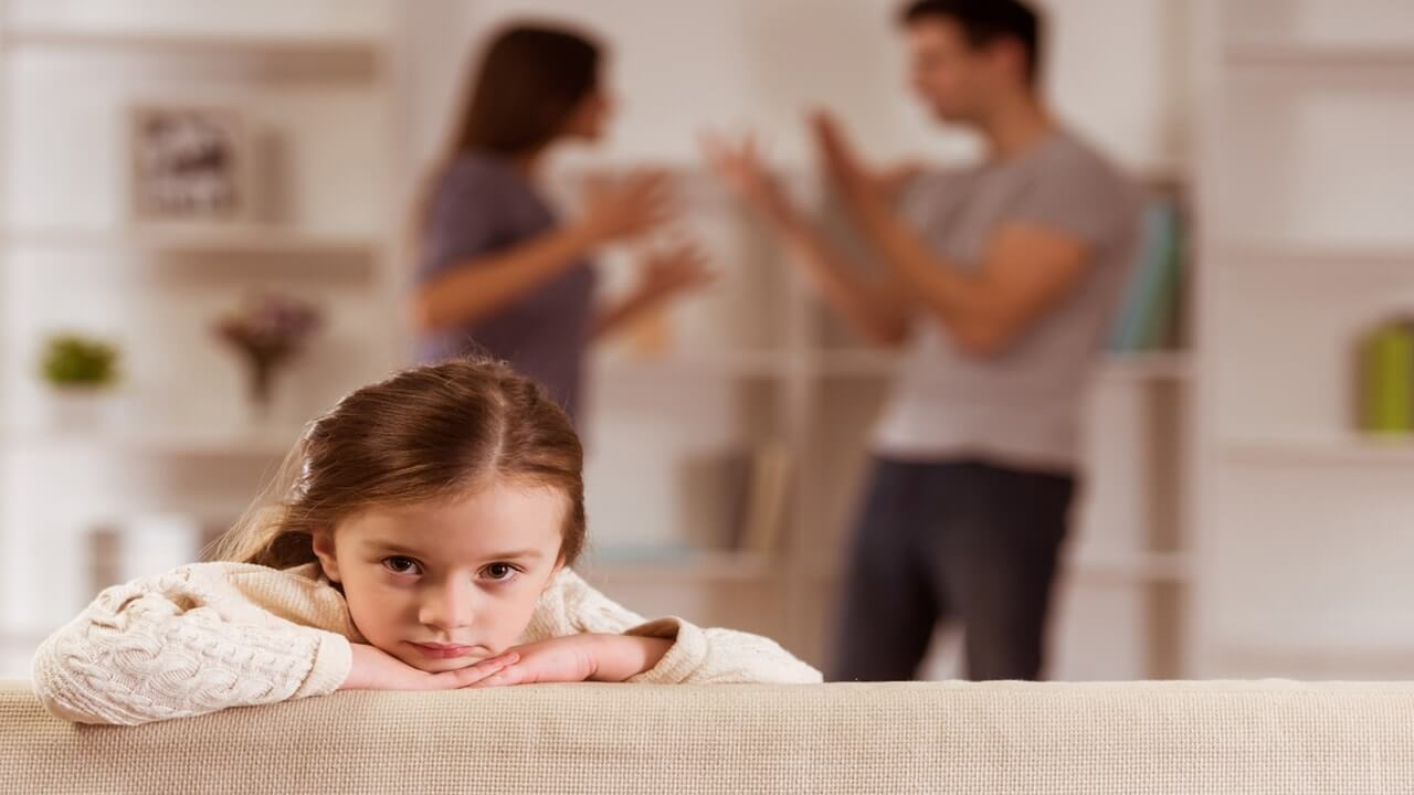 پنج قدم تا کاهش تاثیر منفی طلاق بر کودک  | +نی نی