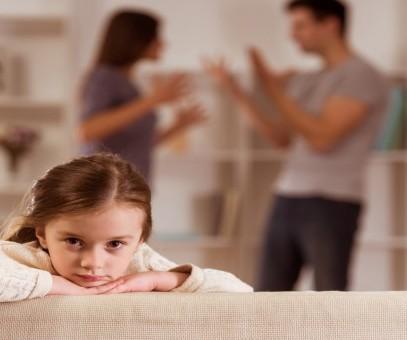 پنج قدم تا کاهش تاثیر منفی طلاق بر کودک  نی نی پلاس