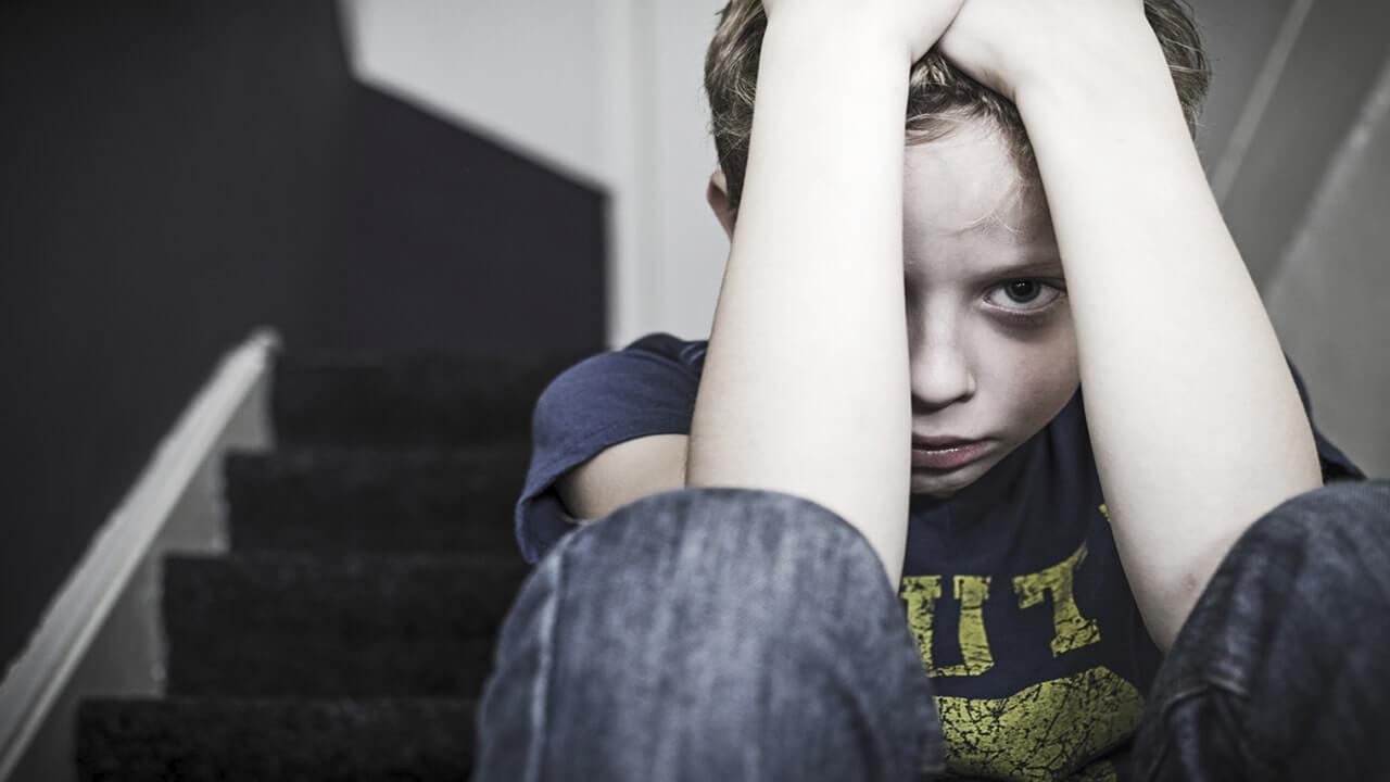 کودکانی که حساسیت غذایی دارند مضطرب هستند
