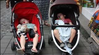 نا ایمن بودن کالسکه عامل مراجعه نوزادان به بیمارستان نی نی پلاس