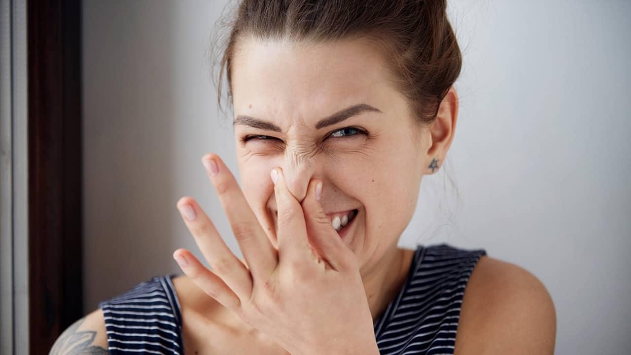 بوی بد واژن، بدن و دهان در بارداری