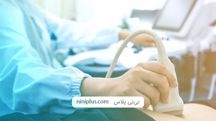 شنیده نشدن صدای ضربان قلب جنین در سونوگرافی