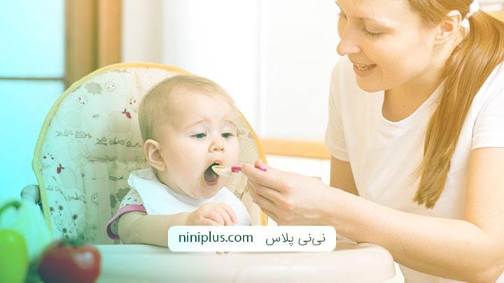 جدول غذای کمکی کودک 10 ماهه به صورت هفته به هفته