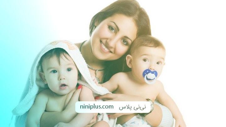 10 چیزی که نباید به مادری که دوقلو باردار است بگویید