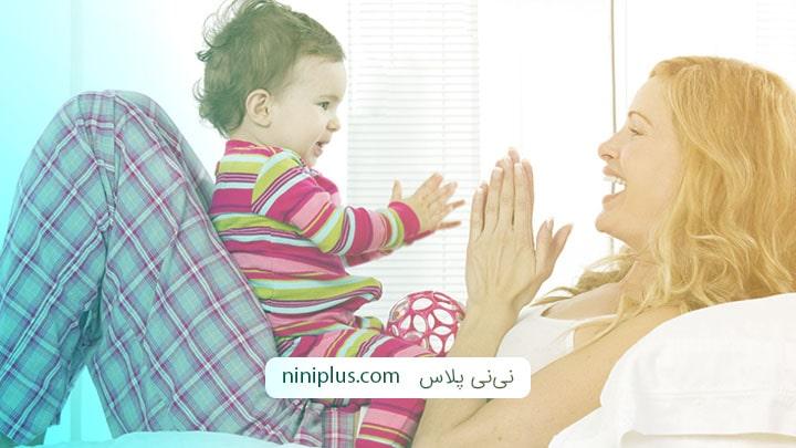 11 سرگرمی برای کودکان 6 تا 12 ماه