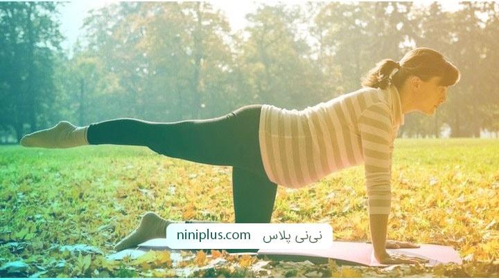 یوگا ابزاری برای کمک به روند زایمان