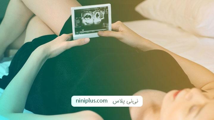 تشخیص بارداری در هفته اول با سونوگرافی واژینال