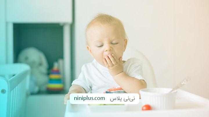 جدول برنامه غذایی نوزاد هشت ماهه به صورت هفته به هفته