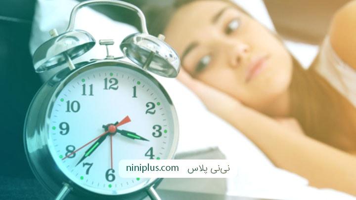 شناخت دلایل بی خوابی در سه ماهه های اول تا سوم بارداری