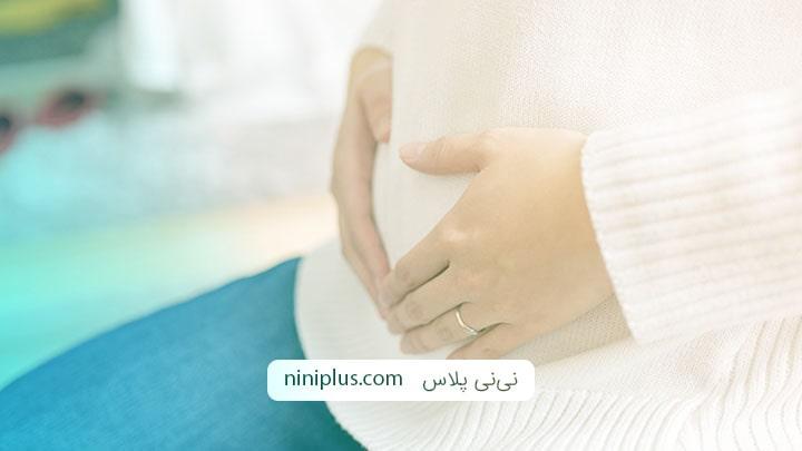 آیا دل درد نشانه بارداری است؟