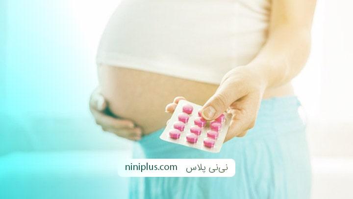 عوارضمصرفایبوپروفن در بارداری