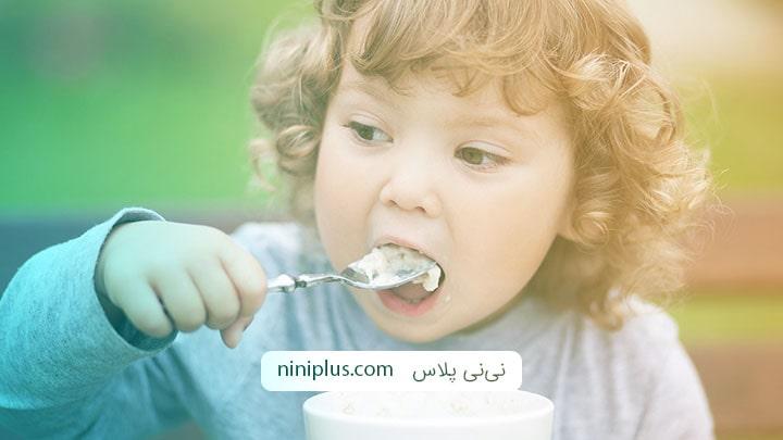روش های تهیه غذای مقوی برای کودک سه ساله