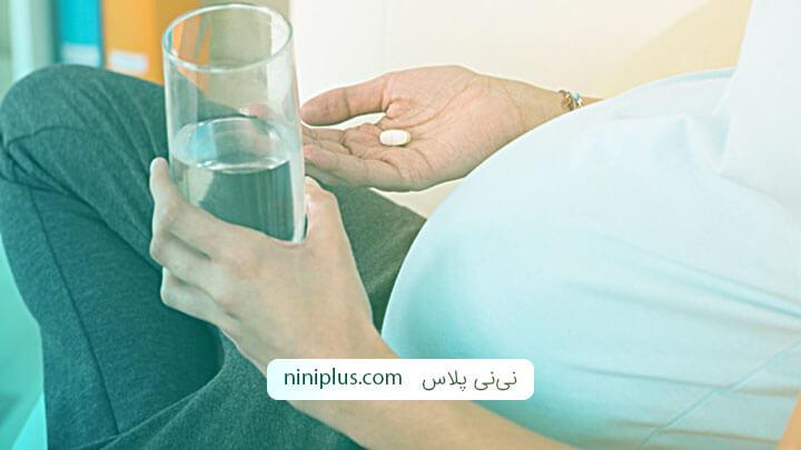 مصرف استامینوفن 500، 325 و کدئین در بارداری