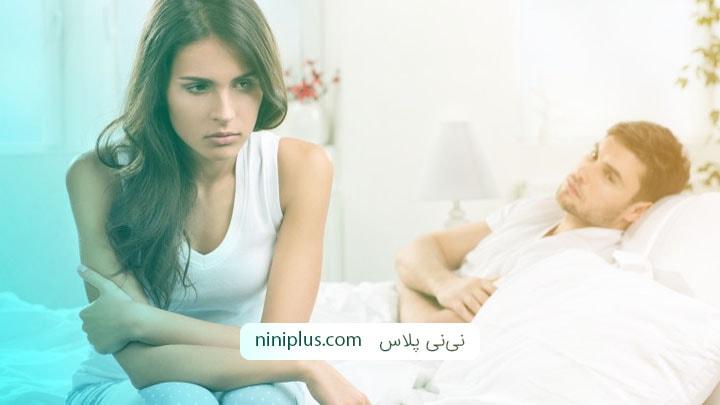 درمان اختلال ارگاسم و دلایل آنورگاسمی در زنان