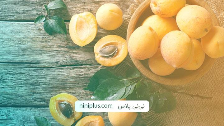 آیا خوردن زردآلو در بارداری بی خطر است؟ برگه زرد آلو یا زردآلو خشک و هسته زرد آلو در بارداری