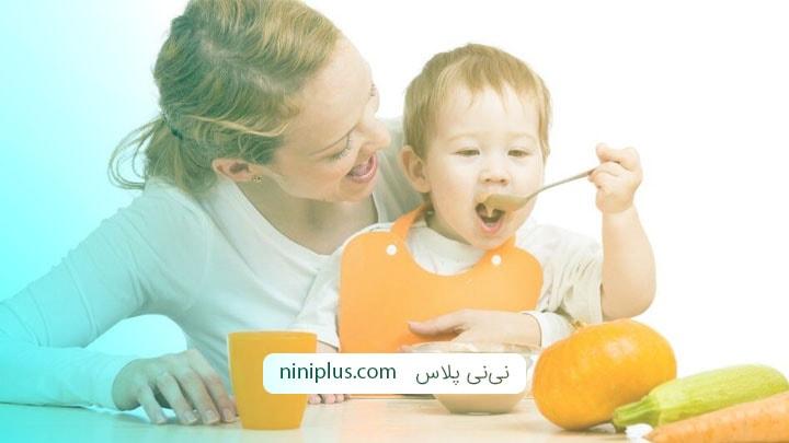 نکات مهم در تهیه و نگهداری غذای کمکی نوزاد