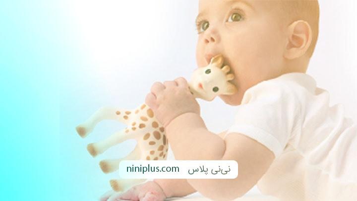 علت و واکنش والدین به دهان بردن اشیا در کودکان