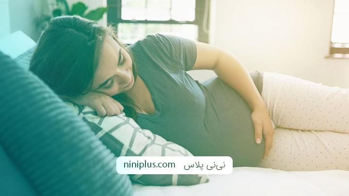 آنچه که باید در مورد استراحت مطلق در بارداری بدانید