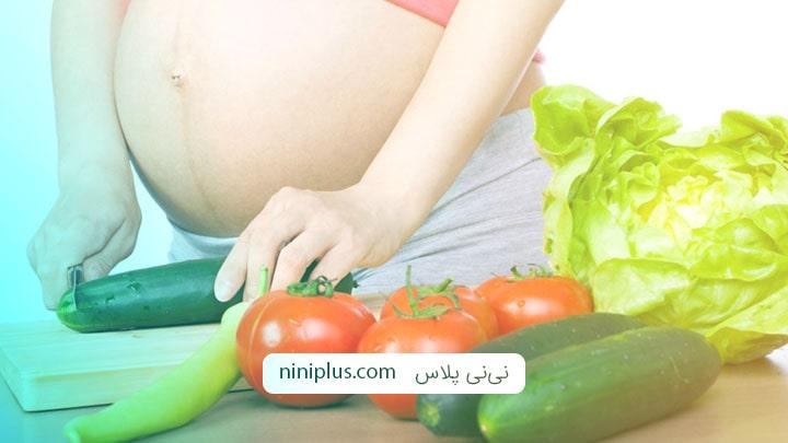 فواید و عوارض خوردن خیار در بارداری و تاثیر آن بر روی جنین