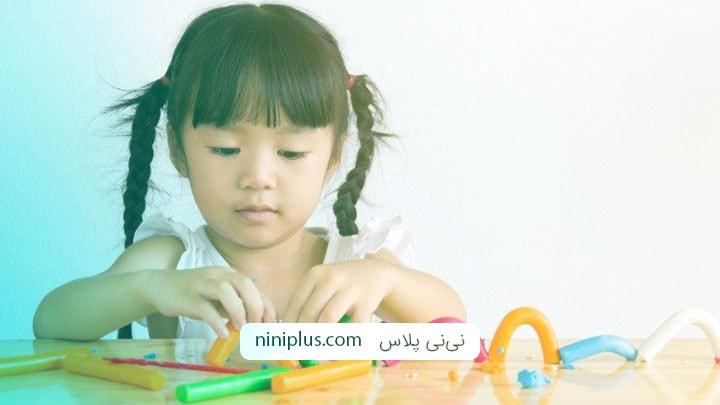 شناخت فواید انواع بازی های خلاقانه مناسب کودکان