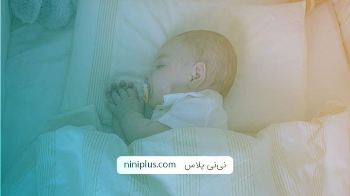 مزیت خواب پیوسته شبانه برای نوزاد