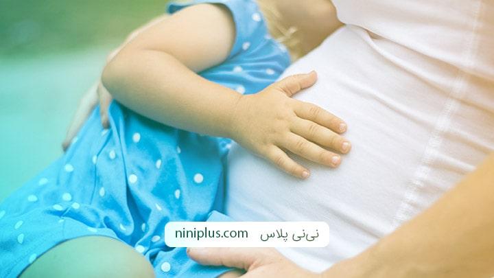 آنچه برای شیر دادن در دوران بارداری باید بدانید