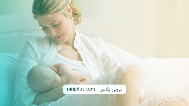 آموزش نحوه صحیح شیردهی پستانی به نوزاد