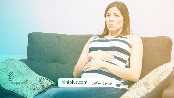 کسب آرامش در بارداری با تنفس خودآگاهانه