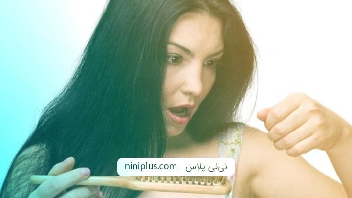 ریزش مو در دوران شیردهی و بعد از زایمان تا کی ادامه دارد؟