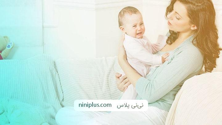 علت رفلاکس در نوزادان چیست و چگونه درمان می شود؟