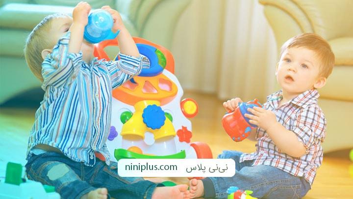 تغییرات نوزاد در دوزاده تا هجده ماهگی