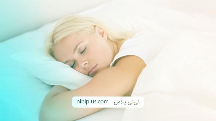 عوارض خوابیدن روی شکم در دوران بارداری