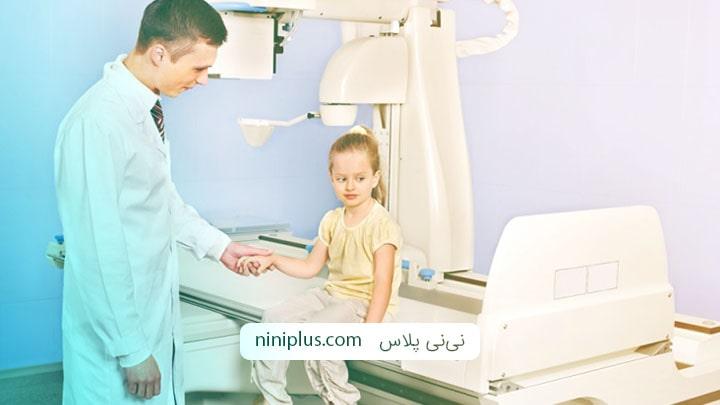 اشعه ایکس چه عوارض و خطرات برای کودکان دارد؟