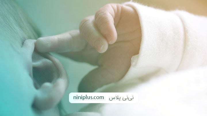 تکامل قدرت شنوایی نوزاد