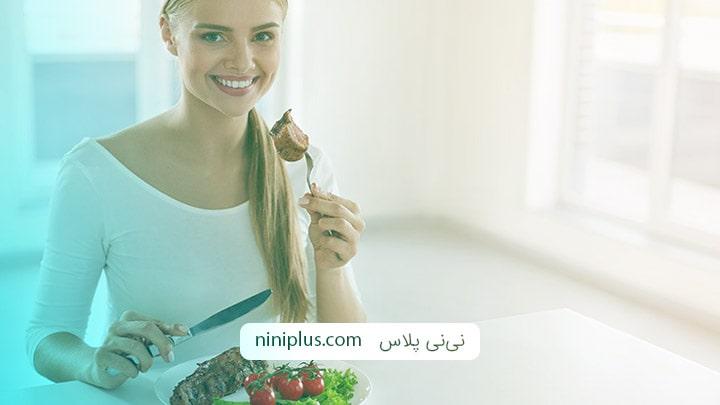 همه چیز را در مورد مصرف انواع گوشت در بارداری بدانید