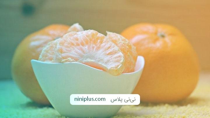 خوردن نارنگی در بارداری چه خواصی دارد؟