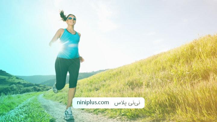تاثیر ورزش در دوران بارداری بر خستگی و افسردگی پس از زایمان