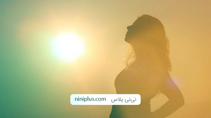آفتاب گرفتن در بارداری چه تاثیری بر جنین دارد؟