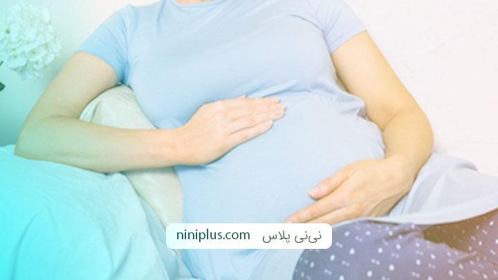 آیا احساس لرزش جنین در شکم مادر نشانه سکسه کردن جنین است؟