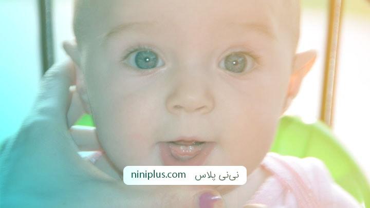 رویش اولین دندان و نشانه های دندان در آوردن نوزاد