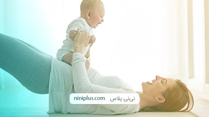 توصیه های برای بازگشت به اندام قبل از بارداری و تناسب اندام